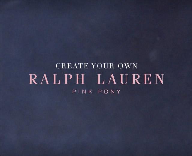 quality design 5383b 433fb Ralph Lauren: Designer Men's, Women's, Children's, & Baby ...