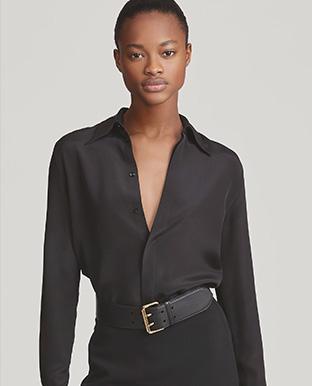 Francoise Silk Shirt