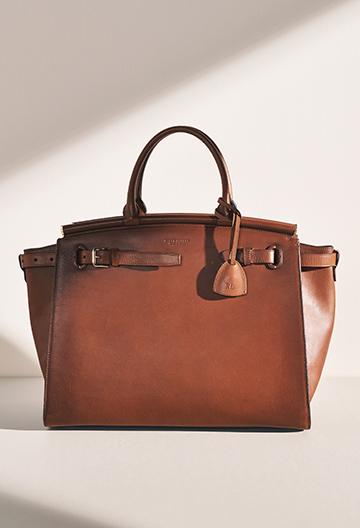 Burnished Large RL50 Handbag
