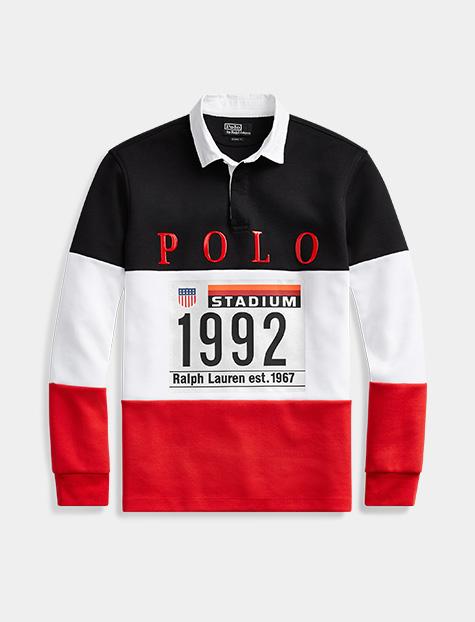 ffa18f358c8a8 Winter Stadium Rugby Shirt
