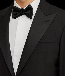 Gregory Peak-Lapel Tuxedo