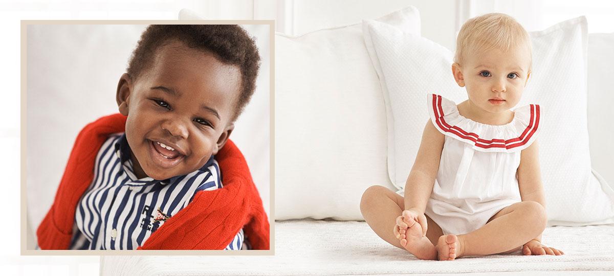 Infant & Baby Clothes, Accessories, & Shoes | Ralph Lauren