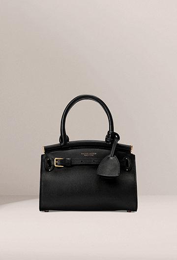 Calfskin Mini RL50 Handbag