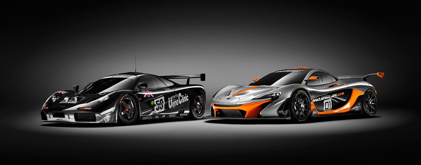 McLaren's carbon fiber supercar is a timeless example of technical innovation and design perfection