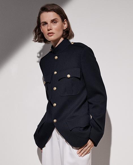 Virgil Wool-Blend Jacket