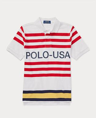 CP-93 Cotton Jersey Polo Shirt