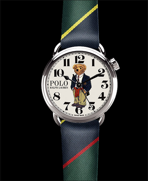 Polo Preppy Bear Watch