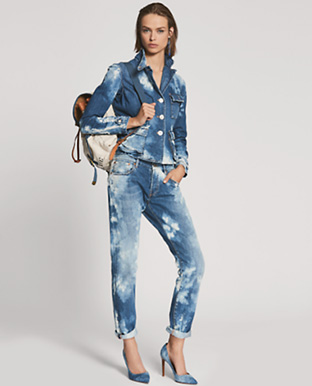 173 Relaxed Fit Straight Jean