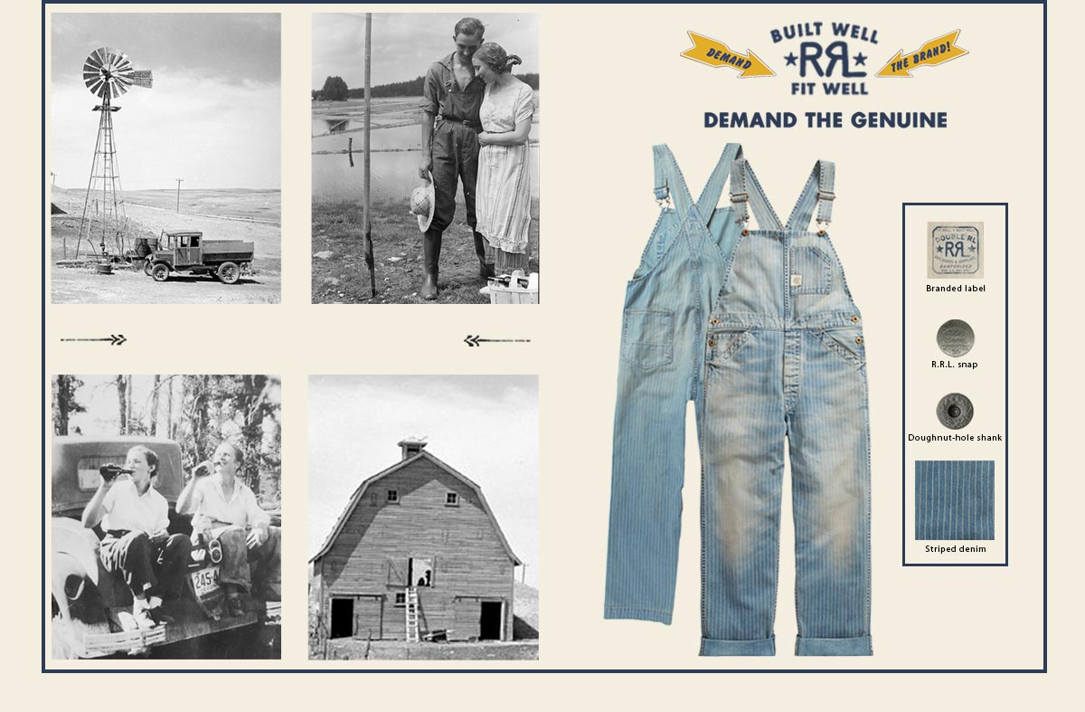 Collage of vintage photographs depicting ranch life