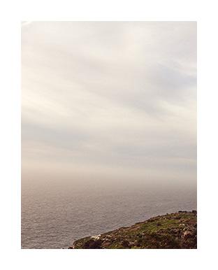 Image of coastline and ocean