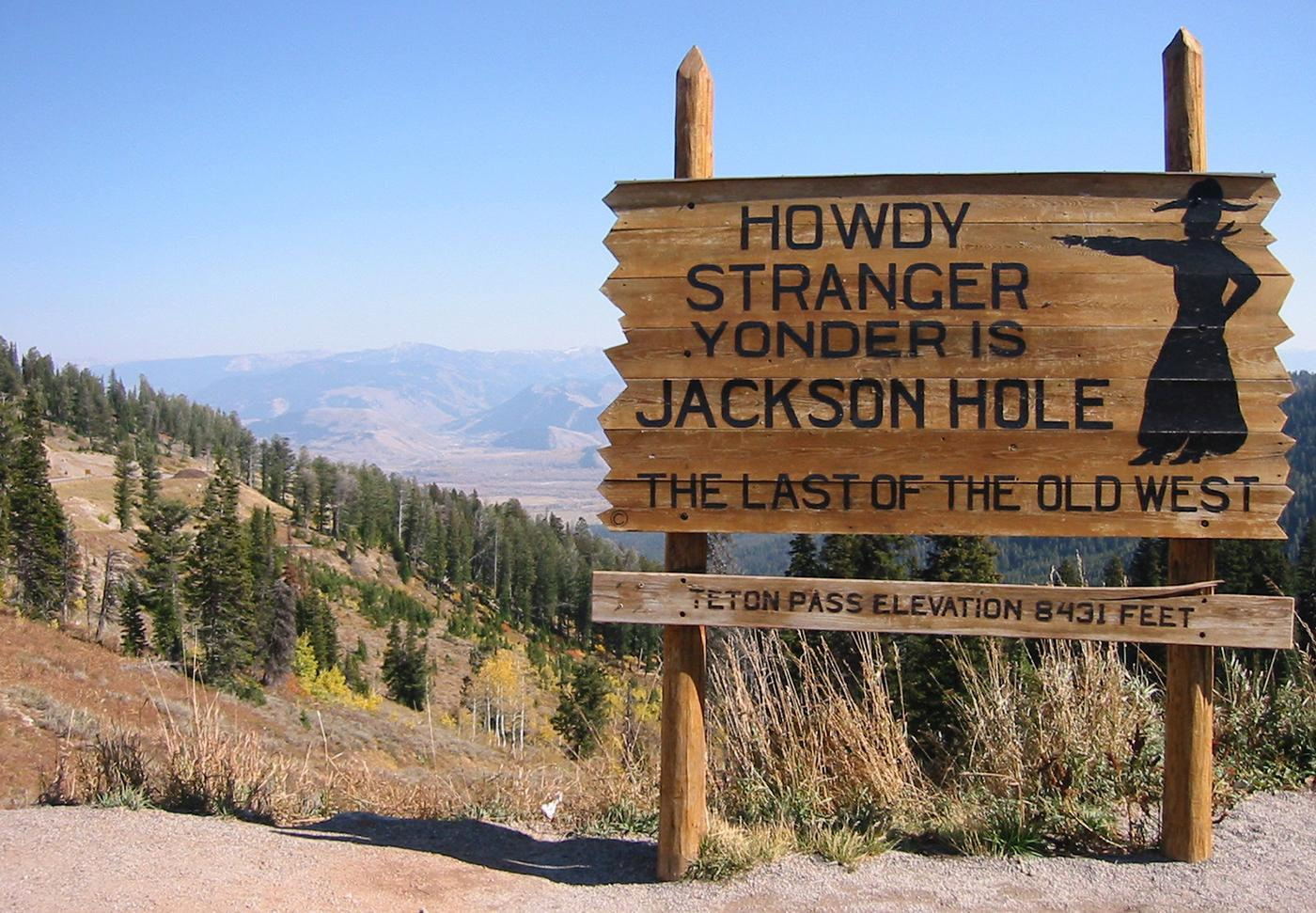 A town founded on cattle ranching, Jackson Hole proudly maintains its pioneer roots