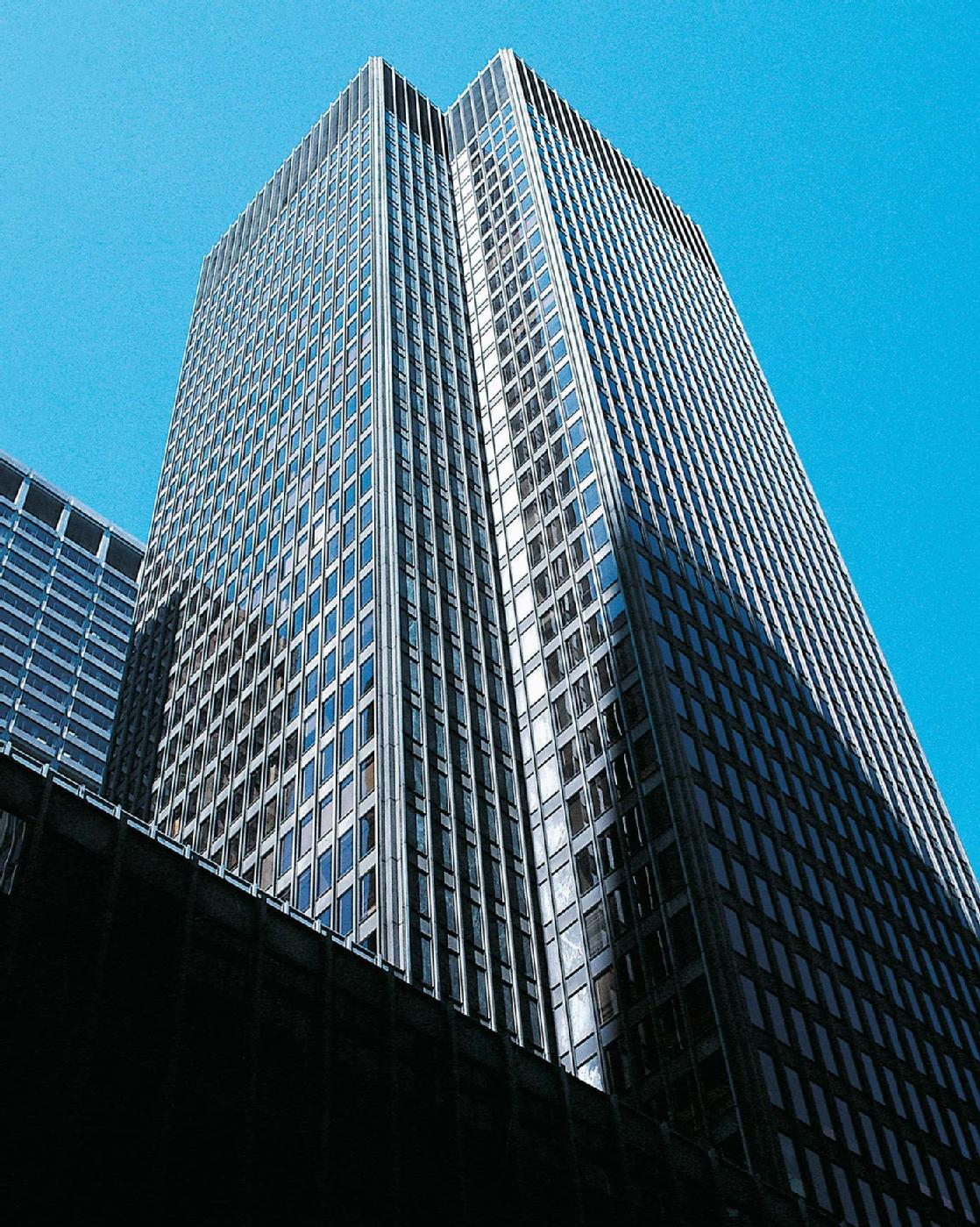 Once a radical statement, Park Avenue's Seagram Building is now an emblem of classic design