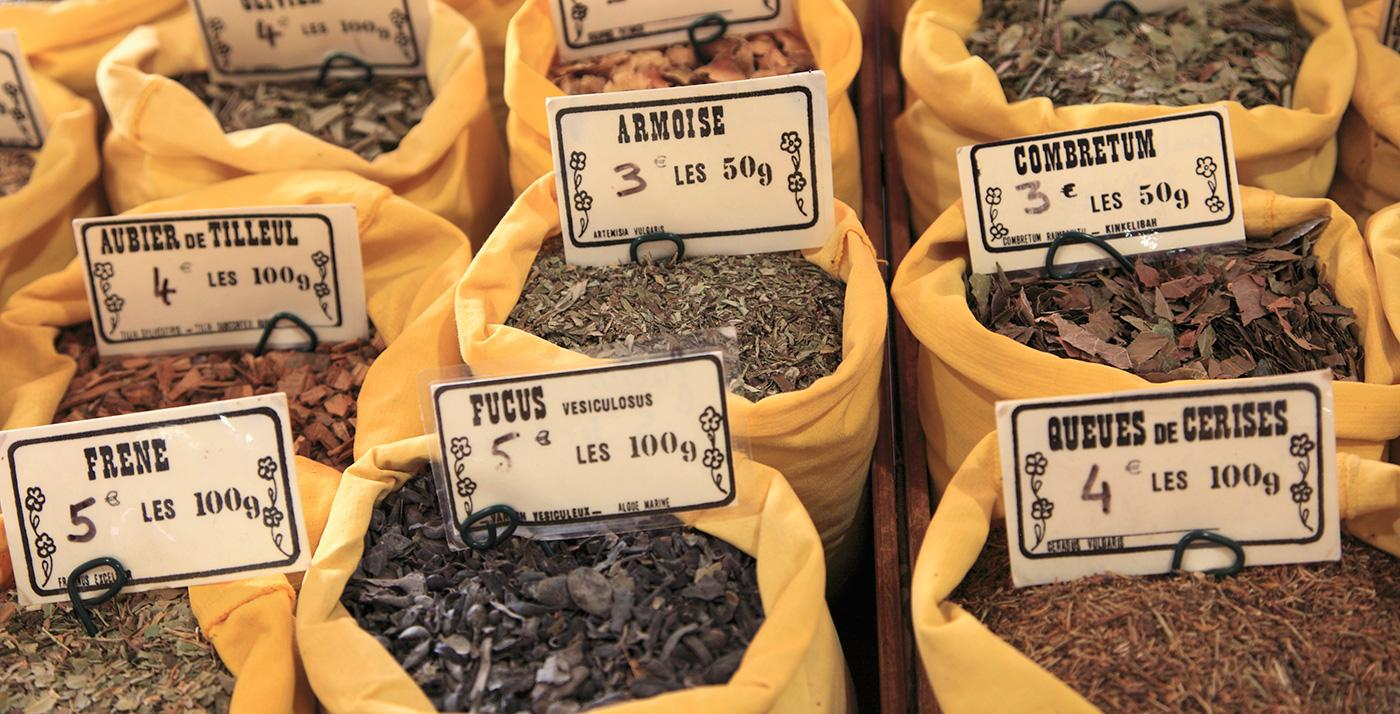An afternoon stroll through Marché Forville is a delight for the senses