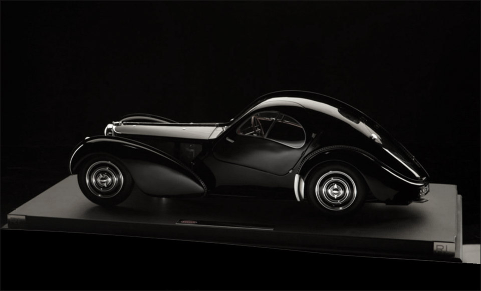 Bugatti 57SC Atlantic Coupe