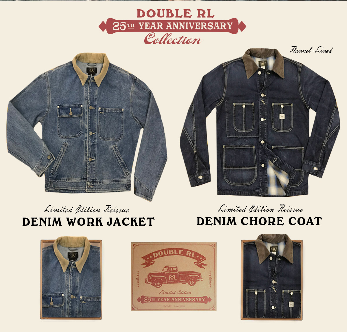 Denim work jacket   denim chore coat a6ce4301e