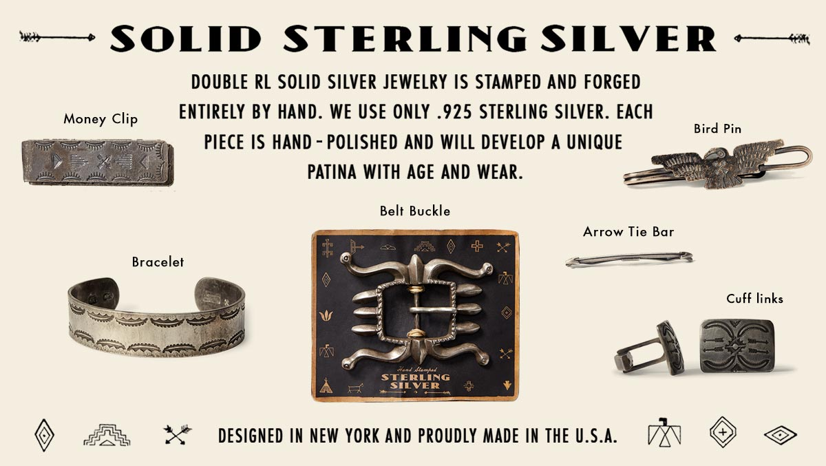 Assorted sterling silver small accessories