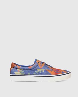 Thorton Twill Low-Top Sneaker