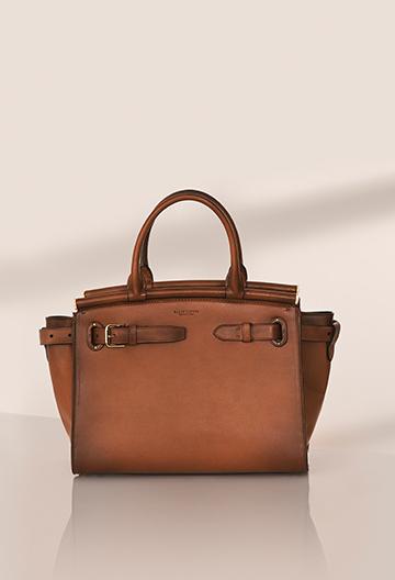 Burnished Medium RL50 Handbag