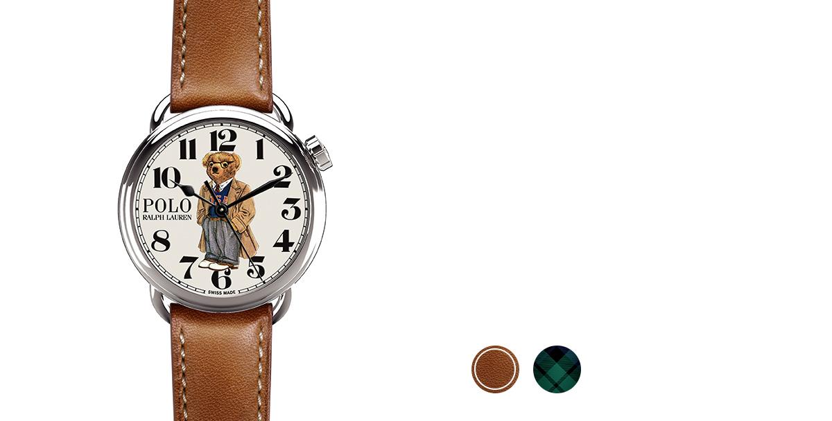 962982ed0 Polo Bear Watches