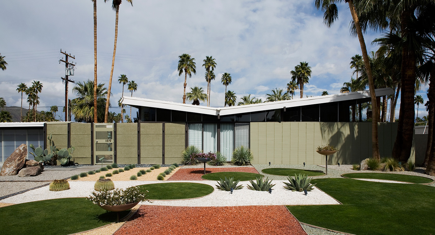 <span>The comeback kid: an Alexander home in the mid-century mecca of Palm Springs</span>
