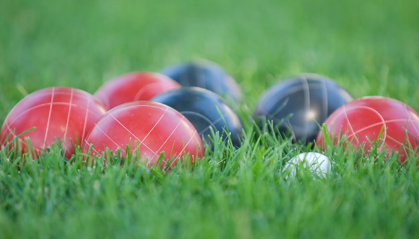 Often associated with an older generation, games like bocce now attract a younger crowd