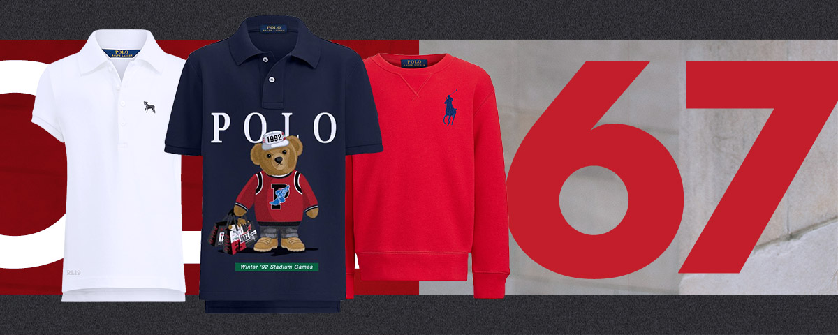 Create Your Own. Put a Personal Spin on Polo Icons ec8923be0637d