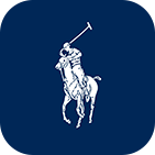 Polo logo Button