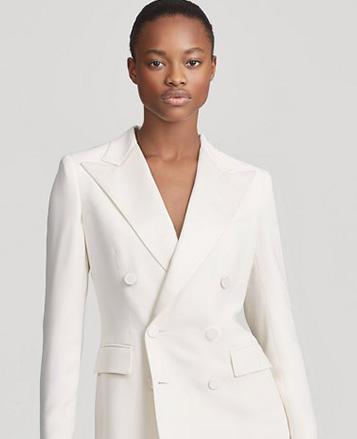 Camden Silk Tuxedo Jacket