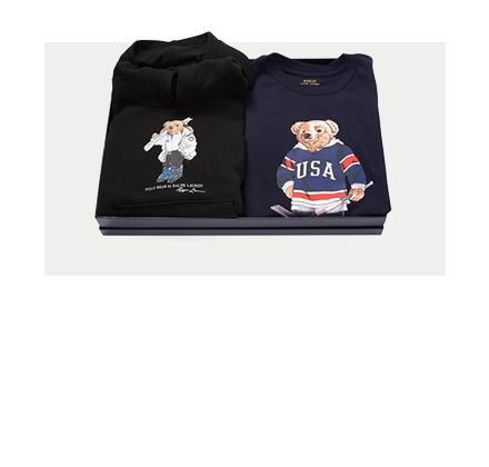 Gift set of two Polo Bear tees.