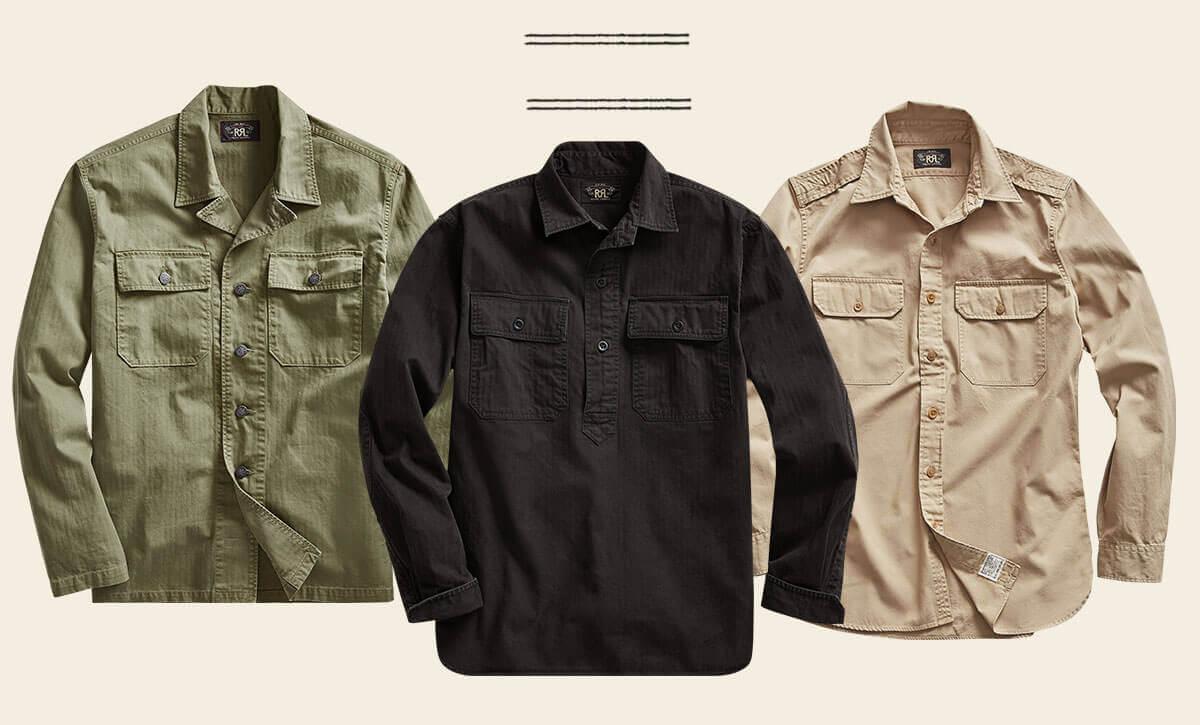 Double Rl Men S Clothes Accessories Ralph Lauren