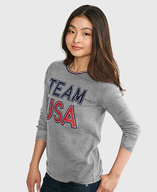 Team USA Long-Sleeve T-Shirt