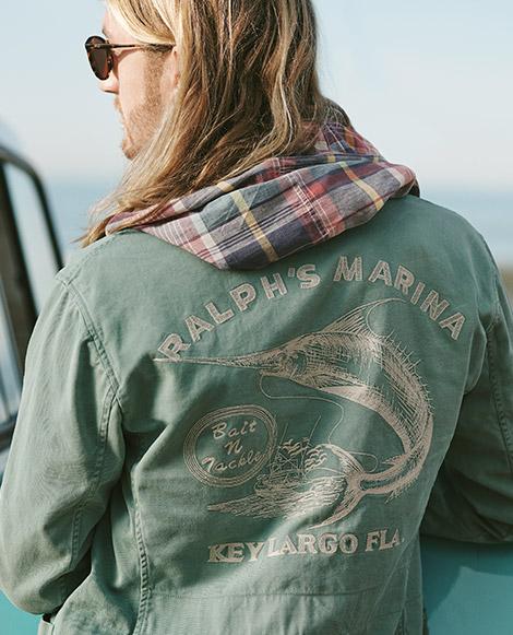 Ralph's Marina Jacket
