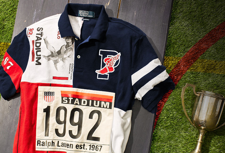 Limited Edition Polo Stadium