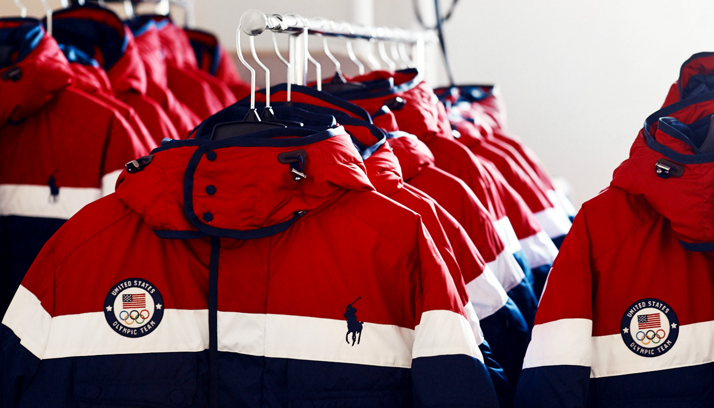 The best of style, engineering, and technology merge together for a jacket worthy of Team USA