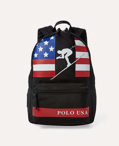 Downhill Skier Backpack