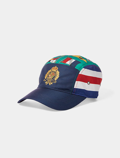 990fb04871e CP-93 Limited-Edition Flag Cap