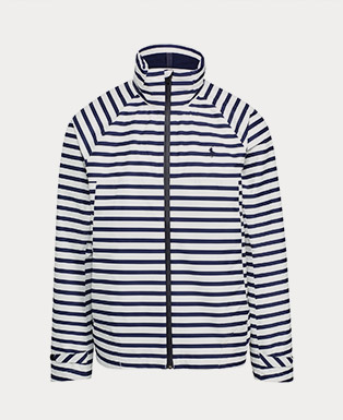 CP-93 Striped Hooded Jacket