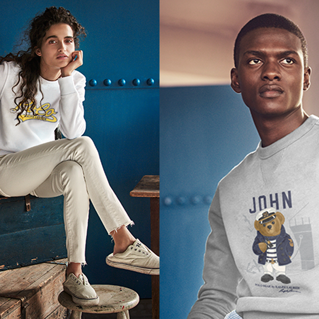 The Polo Create Your Own Shop - Shirts, Hats, & More | Ralph Lauren