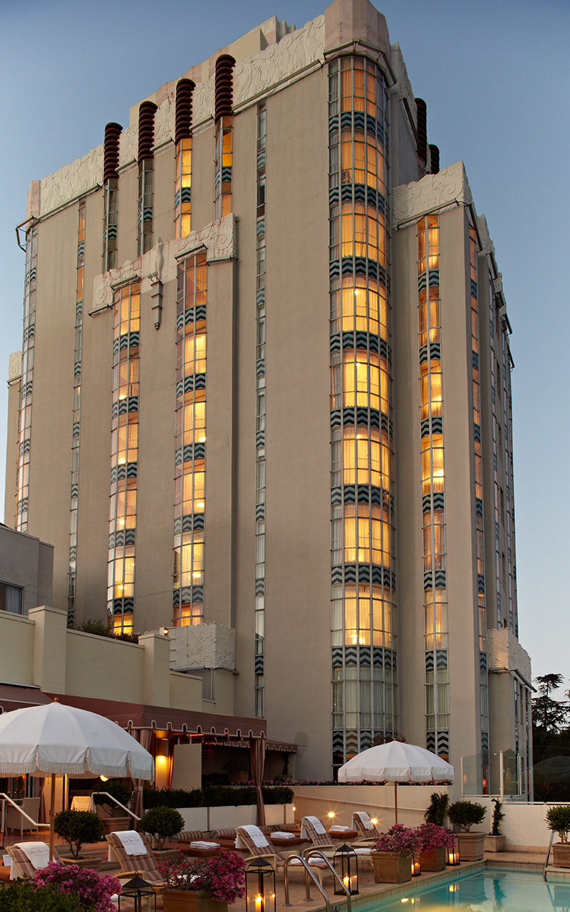The Sunset Tower Hotel