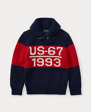 CP-93 Cotton Shawl Sweater