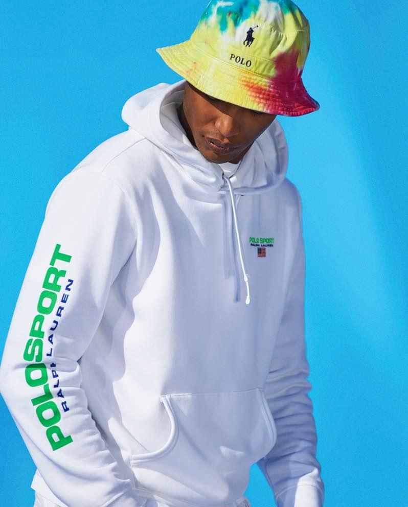 Tie-Dye Chino Bucket Hat