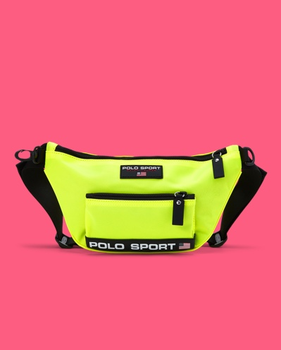 Polo Sport Nylon Waist Pack