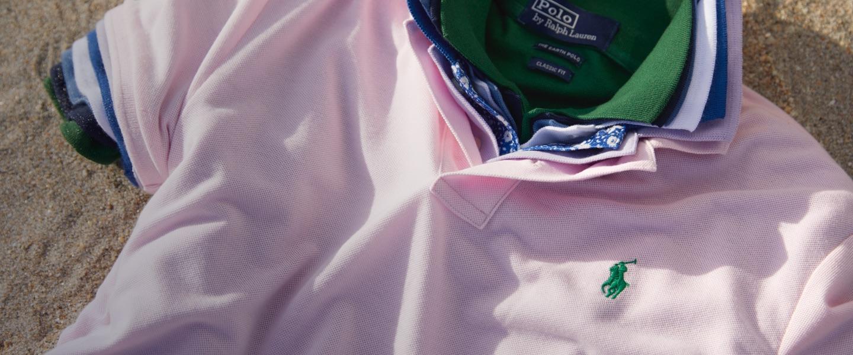 Layered Earth Polo shirts