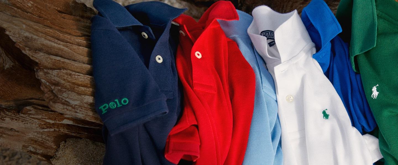Colorful Earth Polo shirts