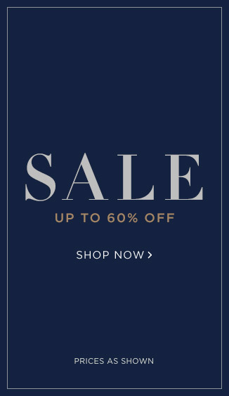 Sale: Up to 60% Off. Shop Now